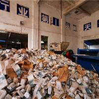 纸质材料回收重利用保护环境,广州天仁回收
