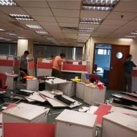 广州天仁废品回收,广州办公桌椅回收处理,办公室用品回收