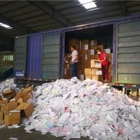 广州机密档案文件销毁公司