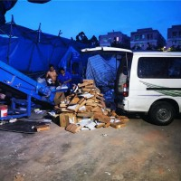 福建漳州联盛纸业,白废纸下调50/吨