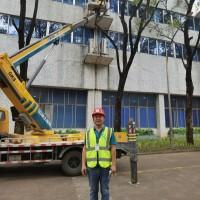 某电梯厂区2020年6月废旧物质拆除回收流程和经验
